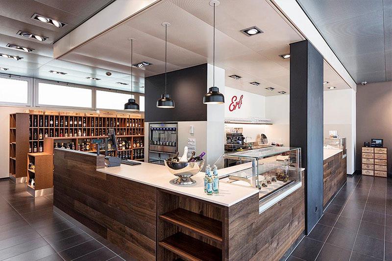 Erweiterungsbau ERB Getränkehandel Winterthur